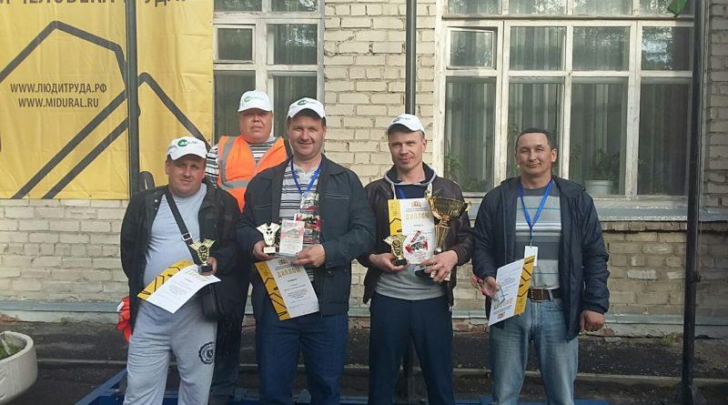 Снова победа! В Свердловской области выбрали лучшего водителя пассажирского автобуса.